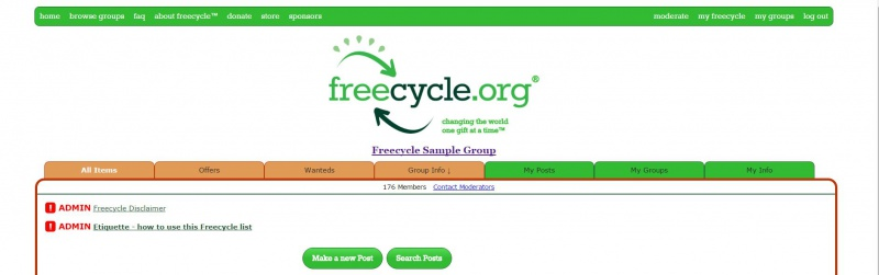 My.Freecycle